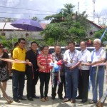 Vice Mayor Tusoy F. Redulla, Jr., First District Board Member Abel Damalerio, Provincial Agriculturist Liza Quirog,  Executive Assistant for External Affairs of the Governor Billy Tongco, DA-BFAR R7 Director Andres M. Bojos, Tagbilaran City Administrator Ed Macalandag and Mayor Leoncio B. Evasco, Jr.