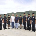 BFP-Maribojoc Emergency Rescue Unit with Mayor Evasco &amp; Mr. Valles