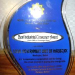 Bohol Industrial Consumer Award from BOHECO