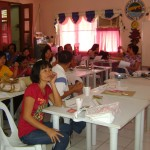 MPRAP lead facilitator, Dr. Nestor M. Pestelos, presented the findings of the Poverty Database Monitoring System survey conducted in the municipality.